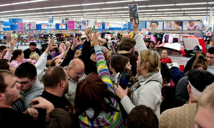 Black Thursday or Black Friday: Consumers are outraged! Wait, how much is that iPad?