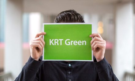 The KRT Brand and Pantone's 2017 Color of the Year