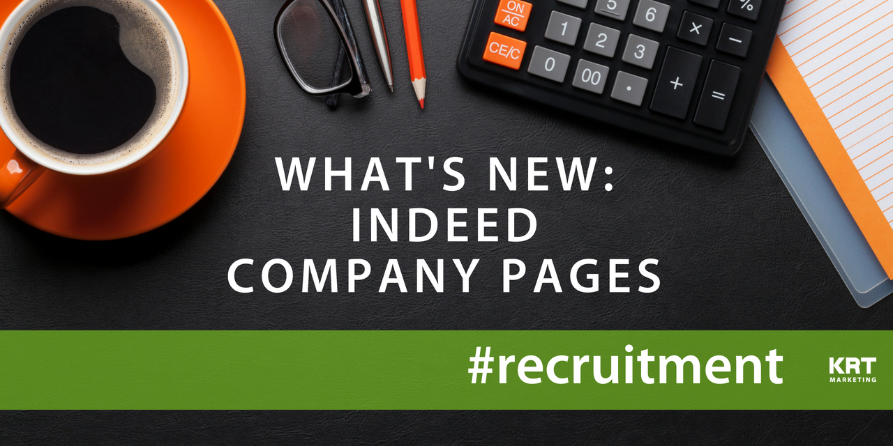 Indeed Company Pages: New Features & Premium Options