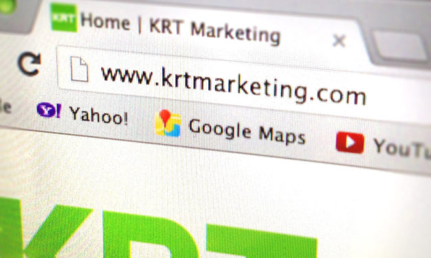 KRT Marketing's New Website Has  FINALLY Launched!