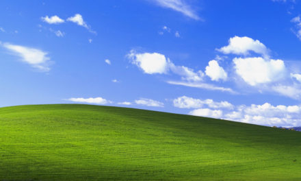 The World's Most Viewed Photo: Windows XP 'Bliss'