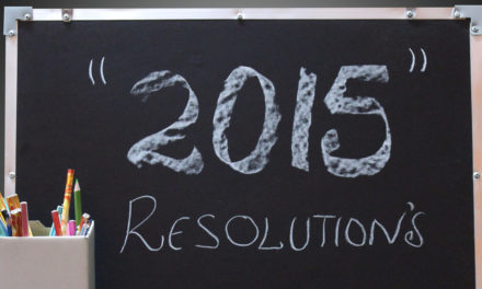 A New Year's Resolution That Won't Cost You a Dime (…. Or Sweat and Tears)