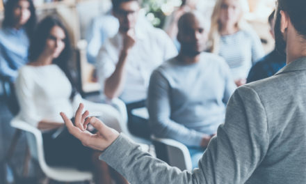 How to Deal with the Fear of Public Speaking for Work Presentations