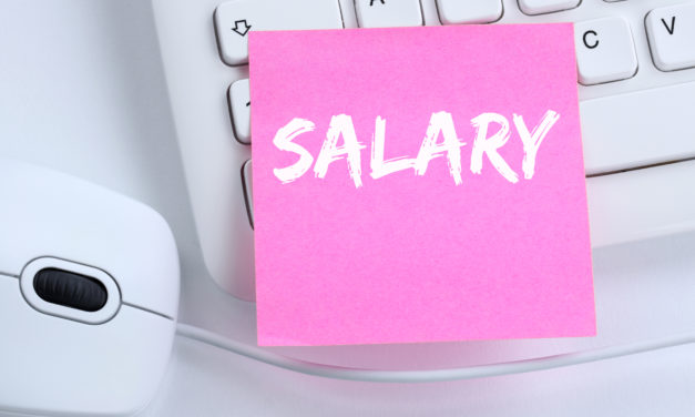 Salary transparency is on the rise… in job postings?