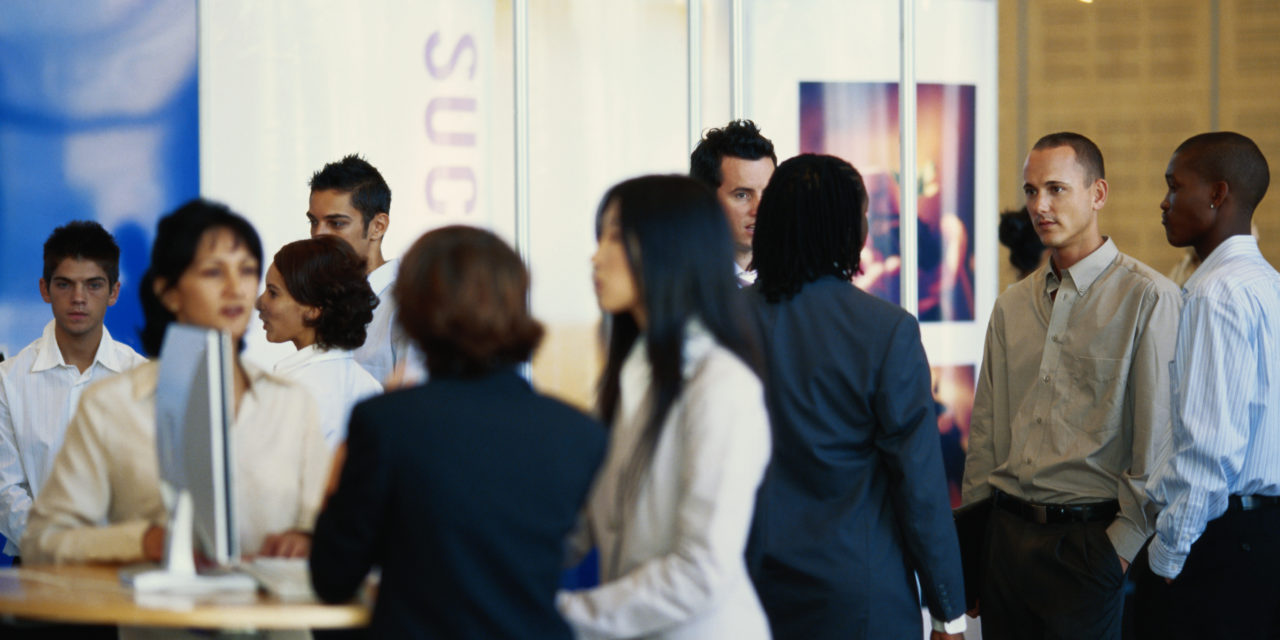 How to Host a Career Fair Without Leaving Your Desk